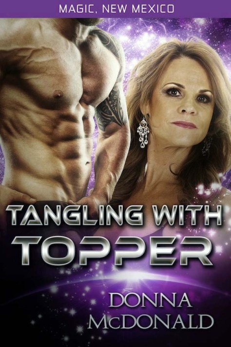 Tangling with Topper by Donna McDonald