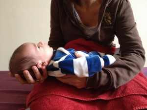 Si proche des bébés…