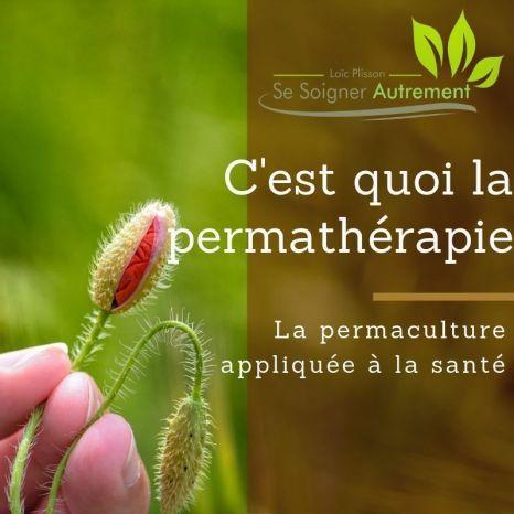 C'est quoi la permathérapie, la permaculture appliquée à la santé