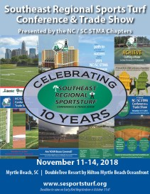 2018 SE REGIONAL SPORTS TURF CONFERENCE