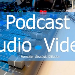 formation et accompagnement individuel sur la production de podcast video et audio