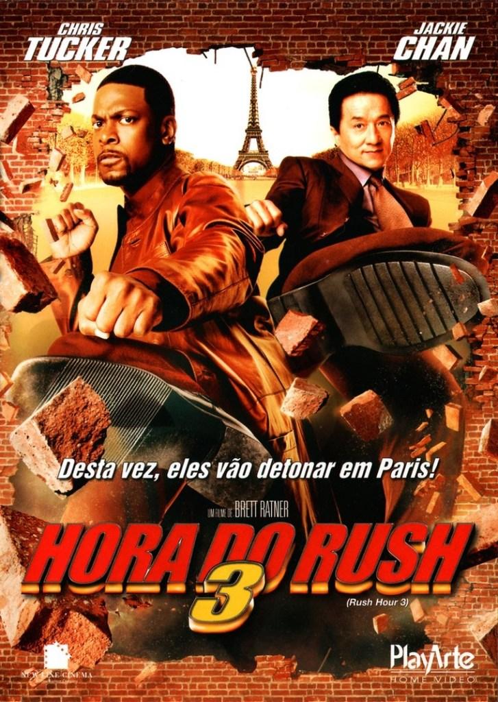 A Hora do Rush 3 - Sessão da Tarde Hoje