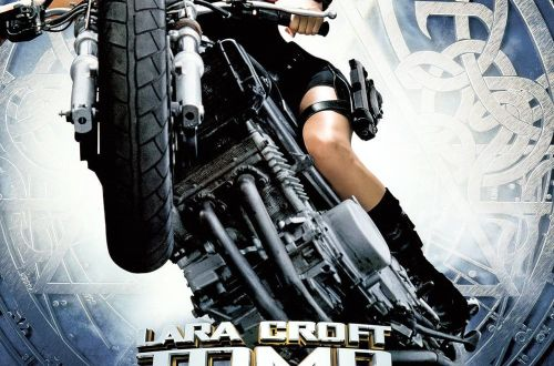 Cartaz Tomb Raider