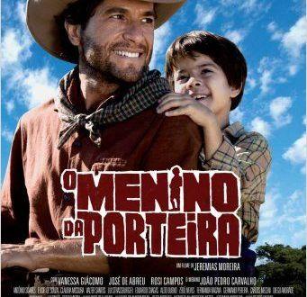 Cartaz do filme O Menino da Porteira