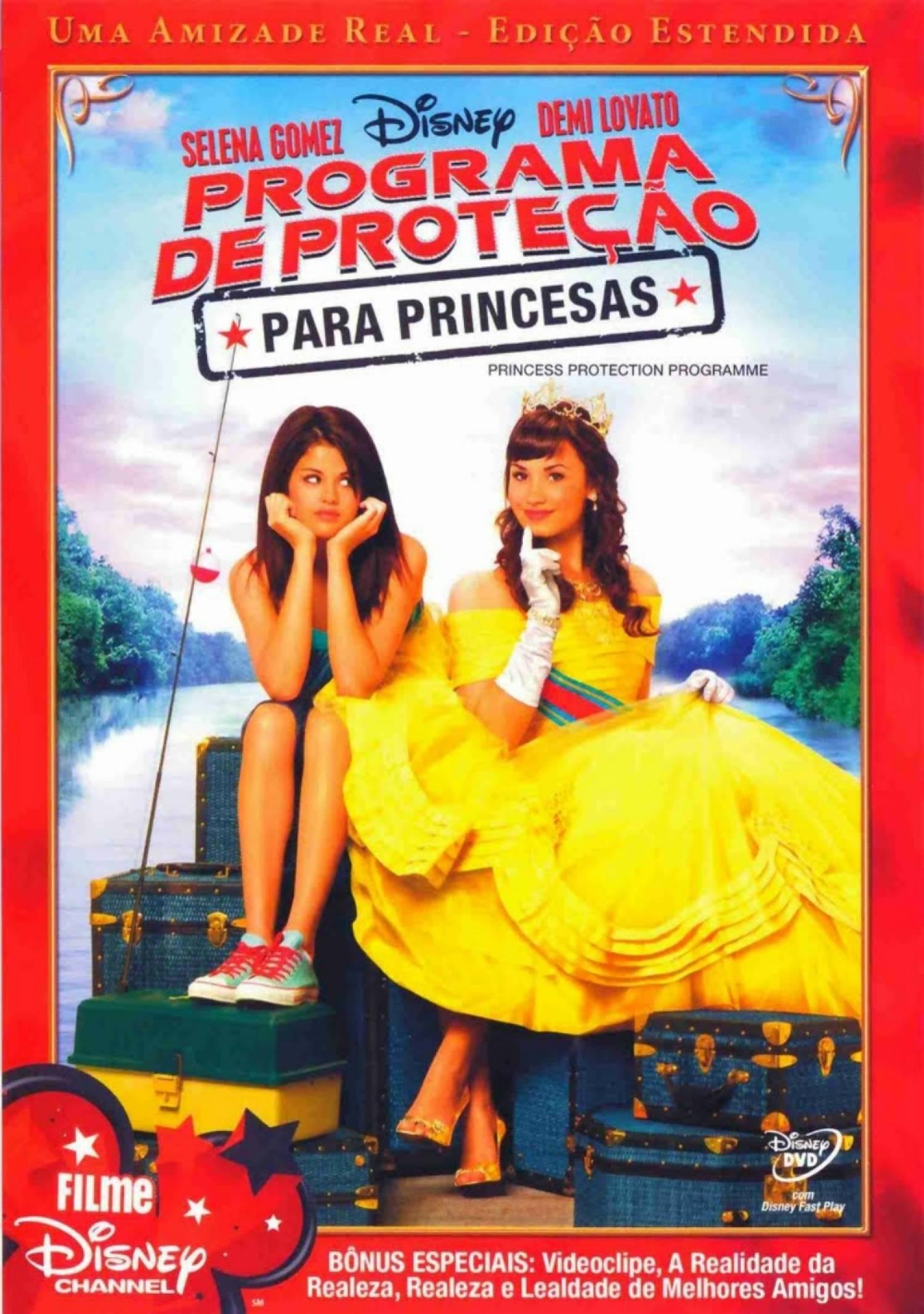 Cartaz do filme Programa de Proteção para Princesas