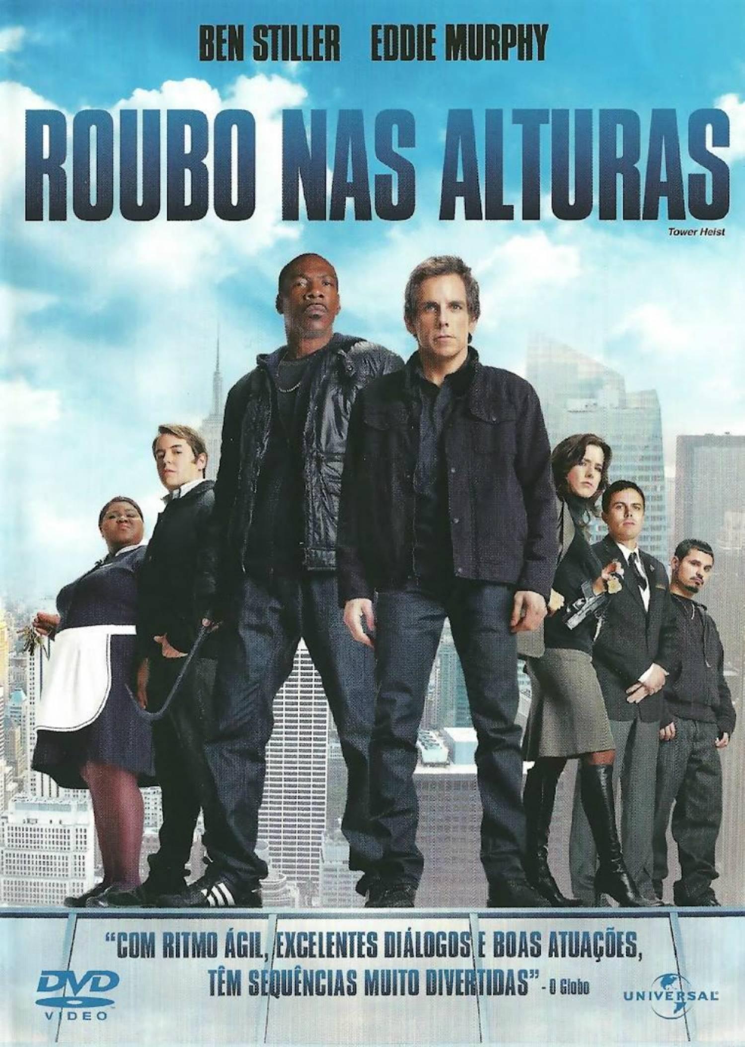 Cartaz do filme Roubo nas Alturas