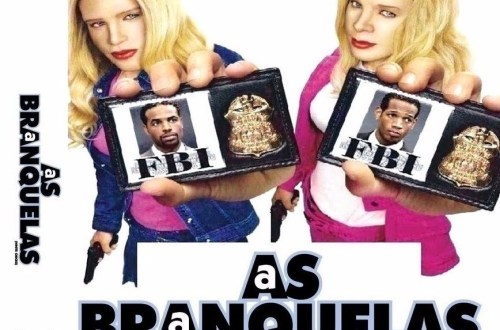 Cartaz do filme As Branquelas