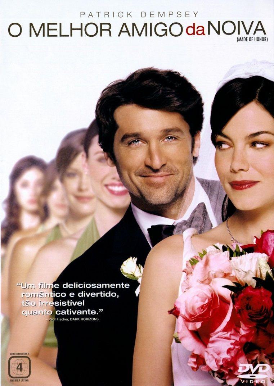 Cartaz do Filme O Melhor Amigo da Noiva