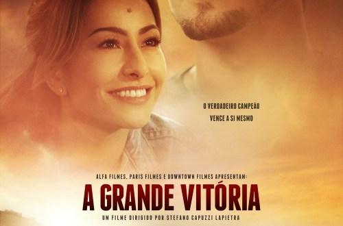 Cartaz do filme A Grande Vitória
