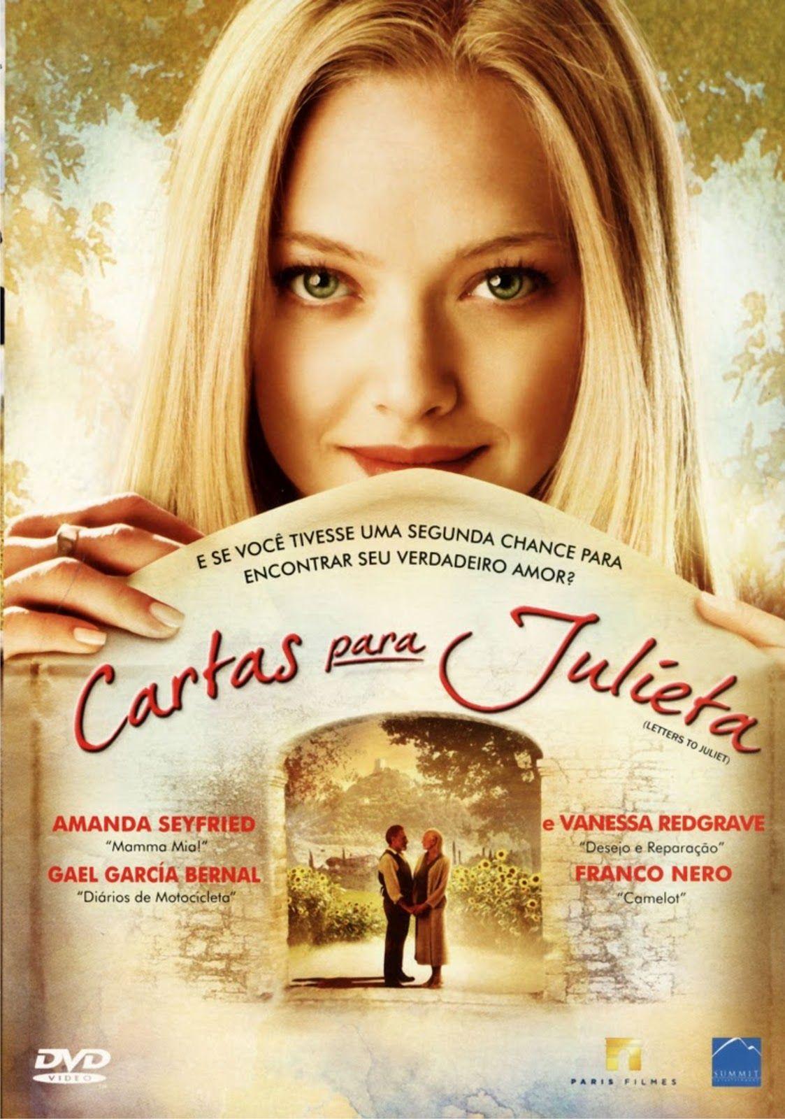 Cartaz do filme Cartas para Julieta