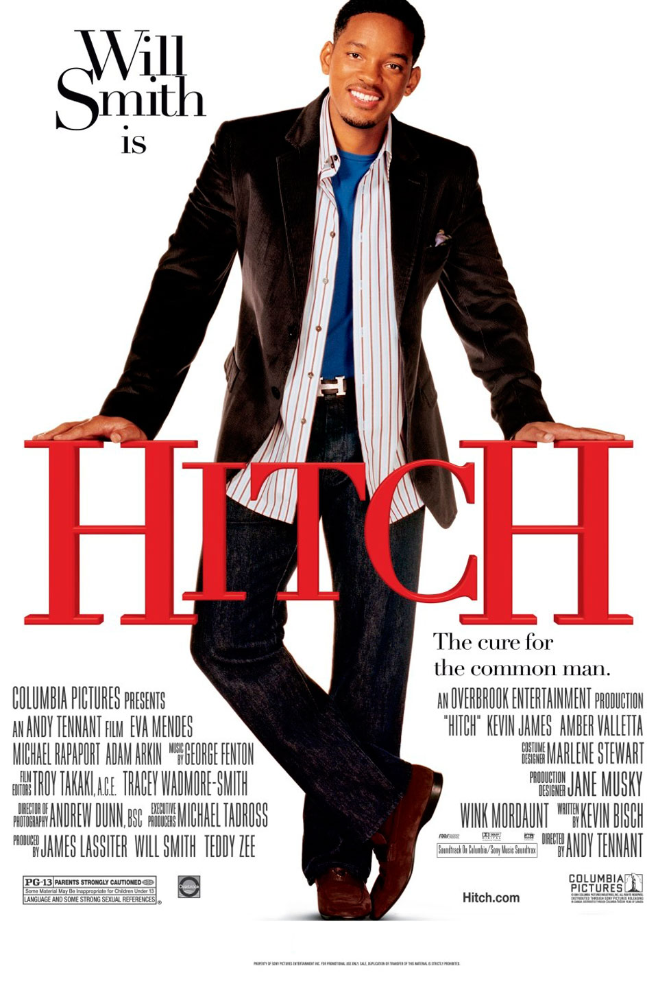 Cartaz do Filme Hitch - Conselheiro Amoroso