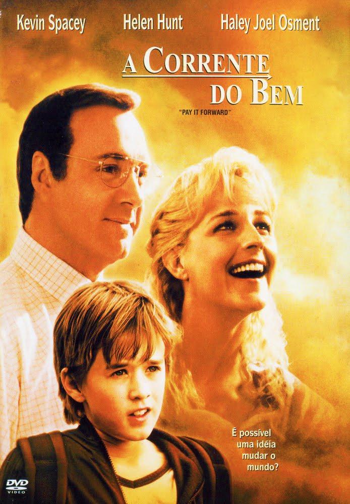 Cartaz do filme A Corrente do Bem