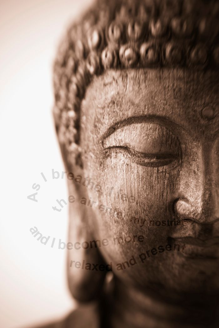 BREATH meditation poster