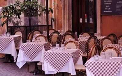 ristorante Bar e ristoranti: fatturati dimezzati per le imprese