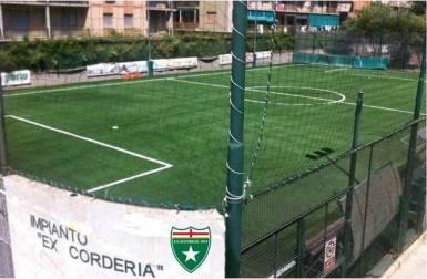 Impianto sportivo Ex-Corderia