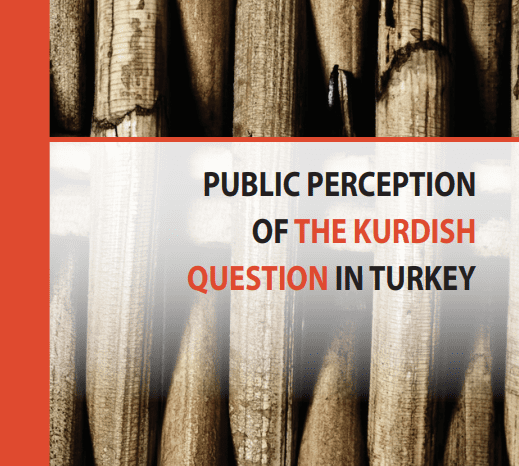 Public Perception of the Kurdish Question in Turkey