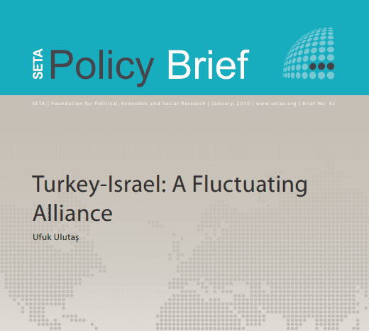 Turkey-Israel: A Fluctuating Alliance