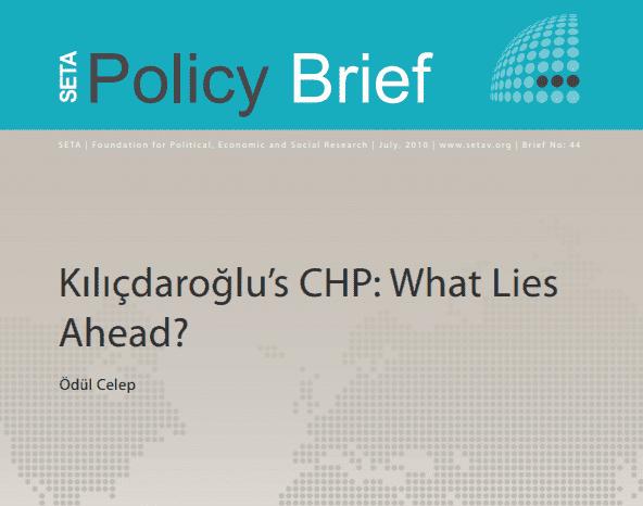 Kilicdaroglu's CHP: What Lies Ahead?