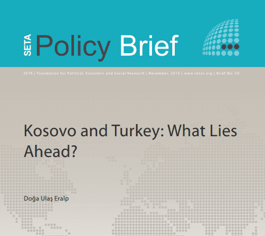 Kosovo and Turkey: What Lies Ahead?