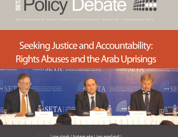 Seeking Justice and Accountability: Rights Abuses and the Arab Uprisings