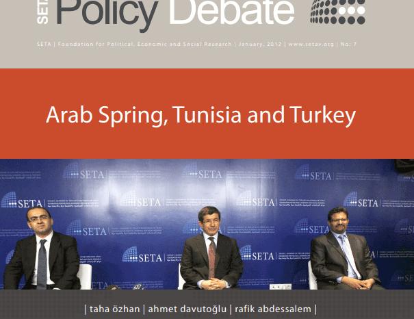Arab Spring, Tunisia and Turkey