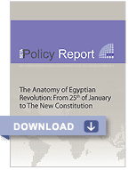 The Anatomy of Egyptian Revolution
