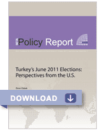 Turkey's June 2011 Elections_ Perspectives from the U.S.