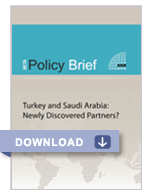 Turkey and Saudi Arabia Newly Discovered Partners