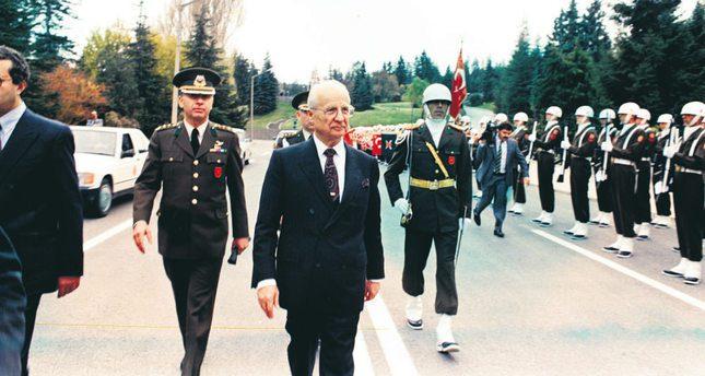 Kenan Evren and Coups in Turkey