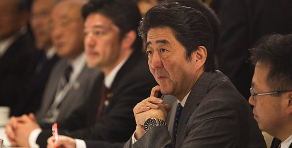 Can Japan Have A New Foreign Policy?