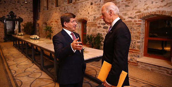 Biden's Visit Confirms Late US-Turkey Rapprochement