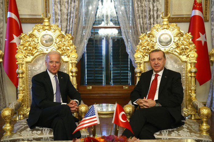 Vice President Biden's Visit to Turkey Leaves Mixed Feelings