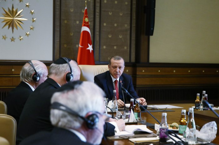 Nearing a Thaw in the Turkish-Israeli Relationship