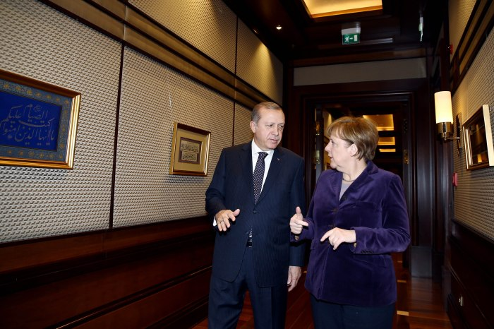 Merkel's Visit to Turkey: Inching Toward Better Cooperation?