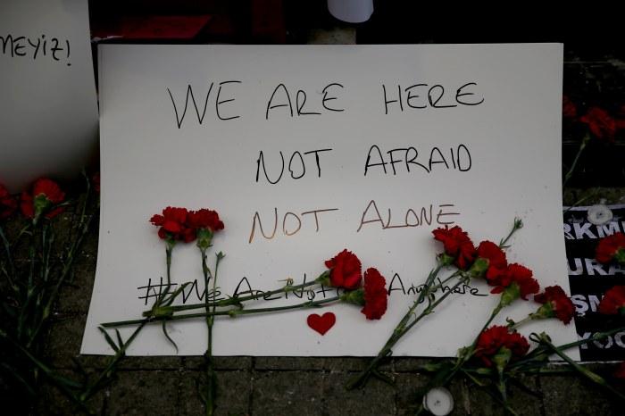 The Istanbul and Ankara Terror Attacks