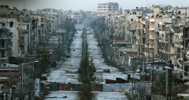 Tragedy of Aleppo