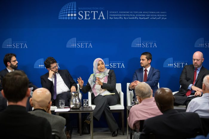SETA DC Hosted Panel on Islamophobia in the U.S. and Europe