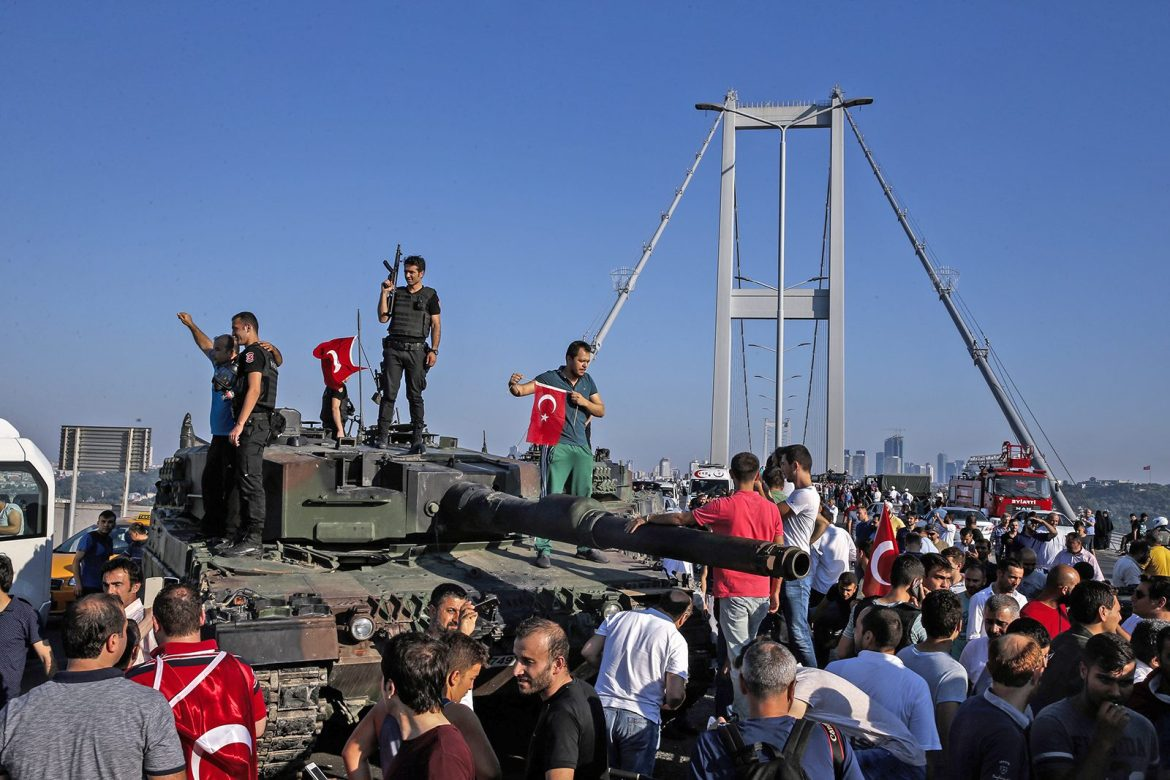 Turkey's Stillborn Junta Coup Attempt: Process, Responses And Prospects
