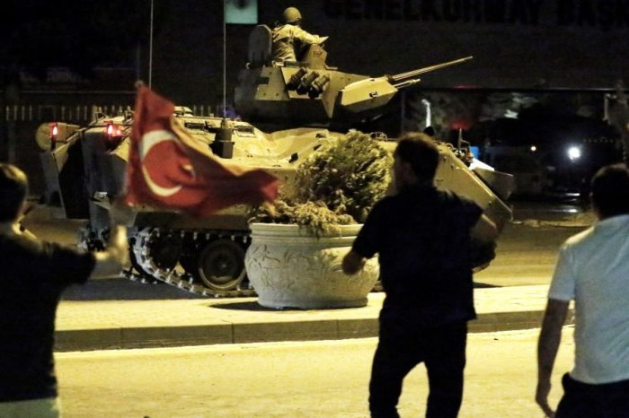 One night in Turkey, a century for many in the world