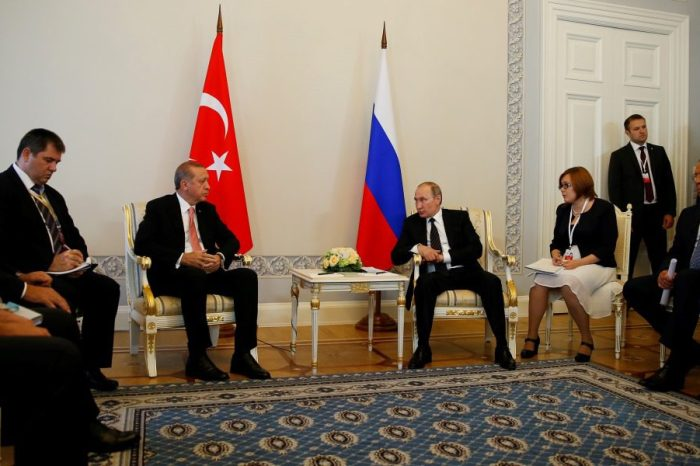 Russian-Turkish relations and the conflicted West