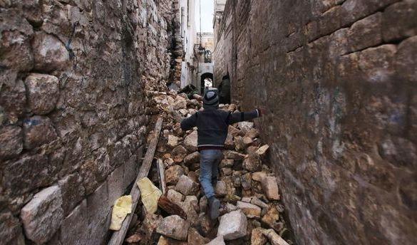 Aleppo is Obama's Darkest Legacy