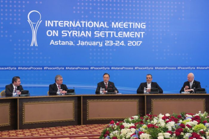 Astana and the emergence of a Turkish-Russian partnership on Syria