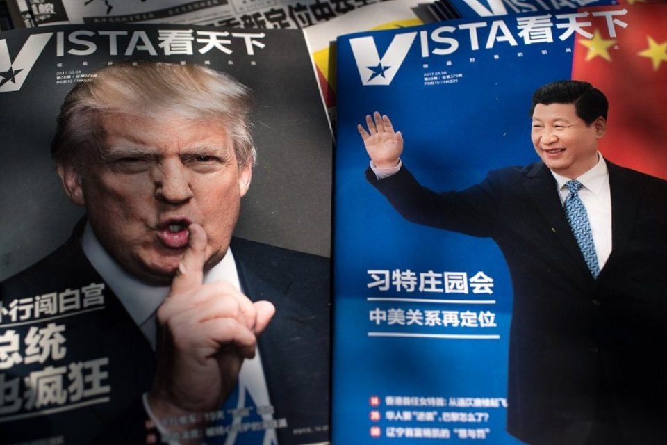 Trump-Xi Meeting says Nothing