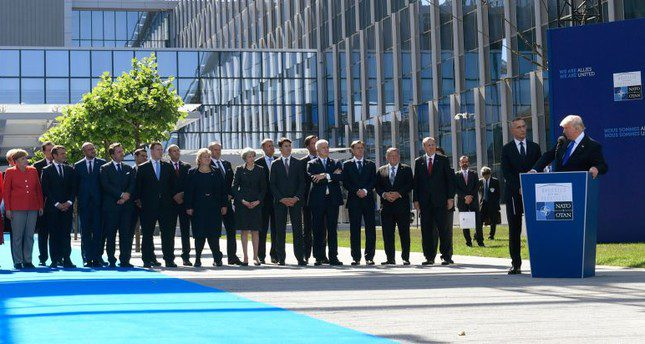 Will NATO summit allow for global struggle against global terrorism?