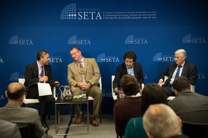 Panel Summary: Looking Forward at US-Turkey Relations