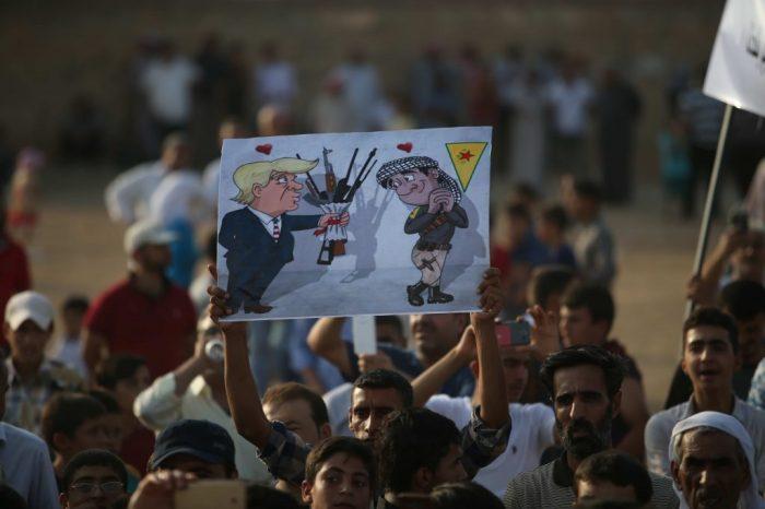 Strategic shift in Washington's Syria policy
