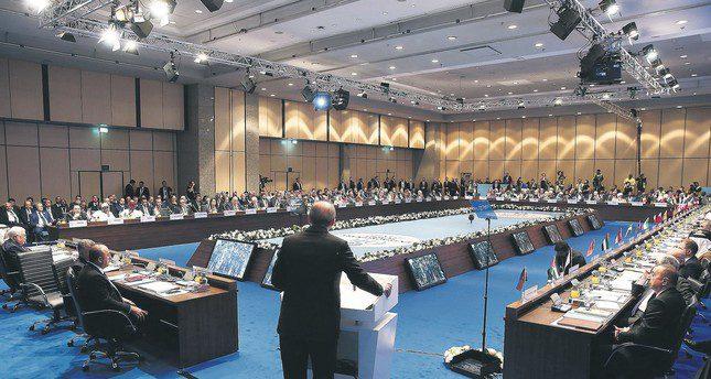 Erdoğan calls for braver unity against injustice at OIC summit