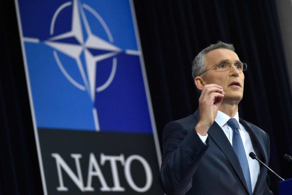 NATO belittles Turkey's security concerns on Syria border