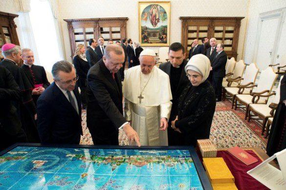 Erdogan in the Vatican and Europe's future