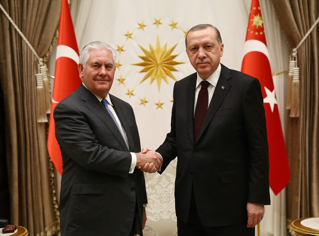 Allies at Odds: US-Turkey Differences in Northern Syria